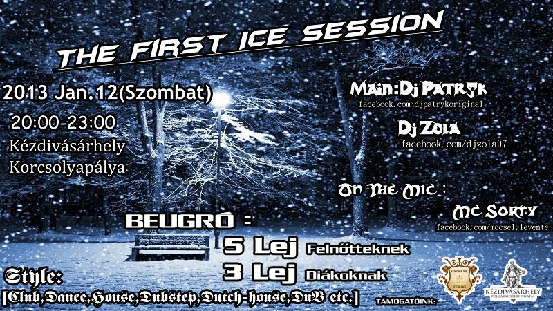 Ice Session